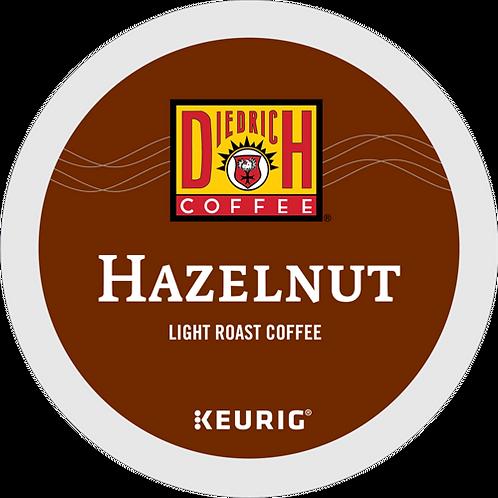 Diedrich Hazelnut Coffee - K-Cup® - Regular - LT Roast - 24ct