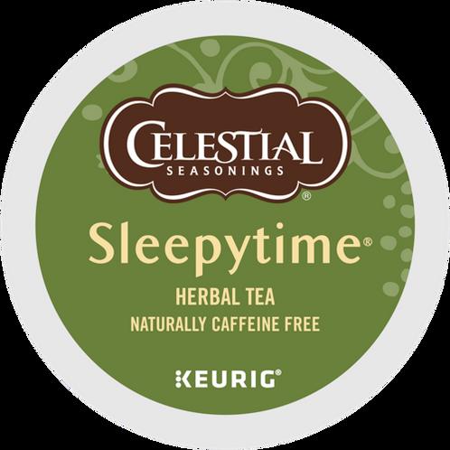 Celestial® Sleepytime® Herbal Tea - K-Cup® - Decaf - Herbal Tea - 24ct