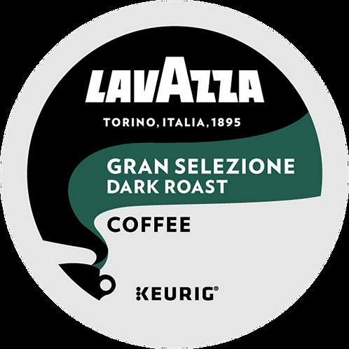Lavazza® Gran Selezione Coffee - K-Cup® - Regular - Dark Roast - 22ct