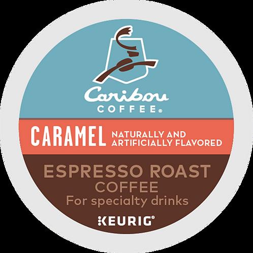 Caribou® Caramel Espresso Roast Coffee - K-Cup® - Regular - 6ct
