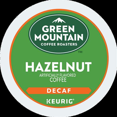 Green Mountain® Hazelnut Decaf Coffee - K-Cup® - Decaf - LT Roast - 24ct