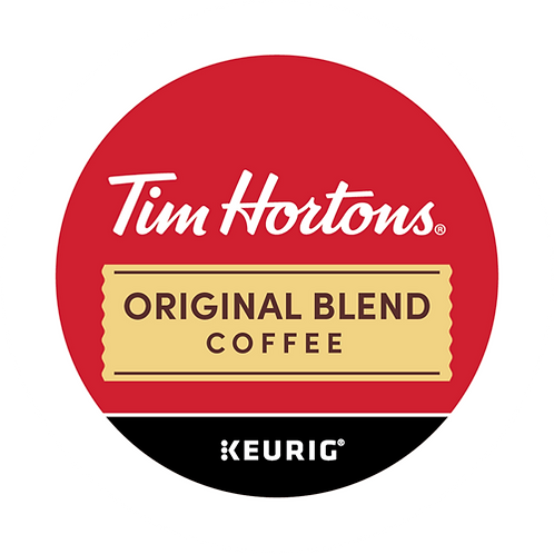 Tim Hortons® Original Blend Coffee - K-Cup® - Regular - Coffee - 24ct