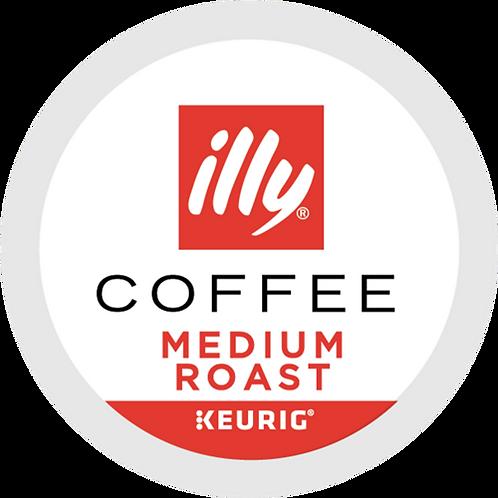 illy® Medium Roast Coffee - K-Cup® - Regular - Med Roast - 10ct