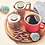 Thumbnail: Caribou® Daybreak Morning Blend Coffee - K-Cup® - Regular - LT Roast - 6ct