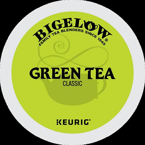 Bigelow® Green Tea - K-Cup® - Regular - Green Tea - 24ct