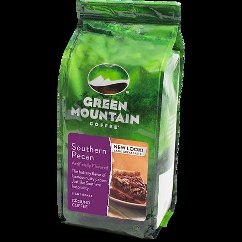 Green Mountain® Southern Pecan - Bag - Regular - LT Roast - 12oz Ground