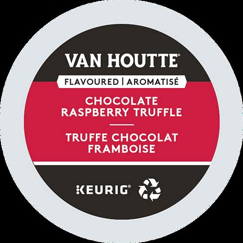 Van Houtte Raspberry Chocolate Truffle Coffee - KCup® - Regular - LT Roast -24ct