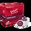 Thumbnail: Eight O'Clock® French Roast Coffee - K-Cup® - Regular - Dark Roast - 18ct