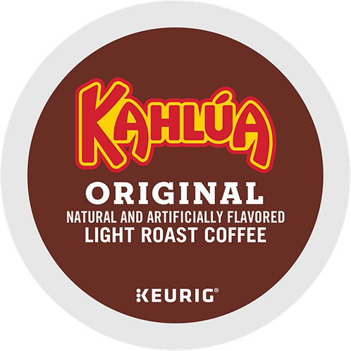 Kahlúa® Original Coffee - K-Cup® - Regular - LT Roast - 6ct