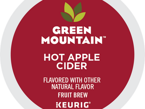 Green Mountain™ Hot Apple Cider - K-Cup® - 24ct