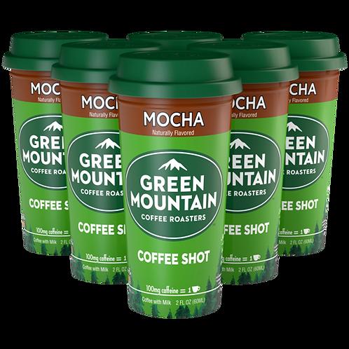 Green Mountain® Mocha Coffee Shot - Coffee Shots - Regular - 6ct