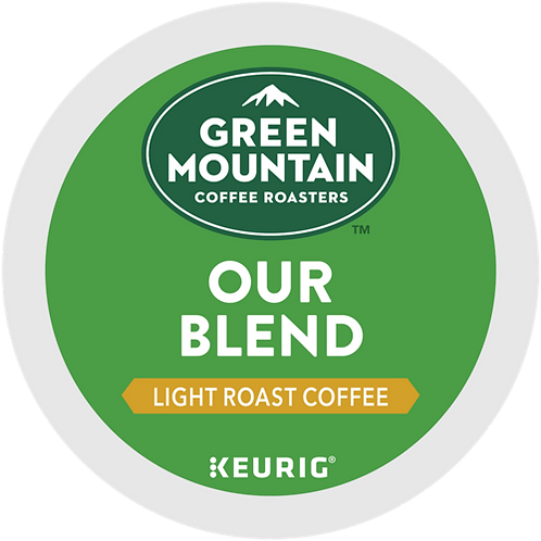 Green Mountain® Our Blend Coffee - K-Cup® - Regular - LT Roast - 24ct