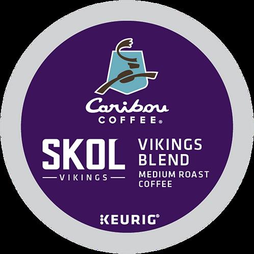 Caribou® SKOL Vikings Blend Coffee - K-Cup® - Regular - 10ct