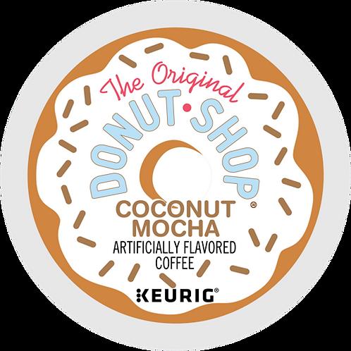 Donut Shop® Coconut Mocha Coffee - K-Cup® - Regular - Med Roast - 6ct
