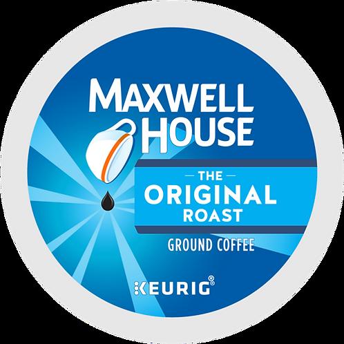 Maxwell House® The Original Roast Coffee - K-Cup® - Regular - Med Roast - 24ct