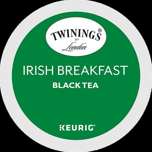 Twinings® Irish Breakfast Tea - K-Cup® - Regular - Black Tea - 24ct