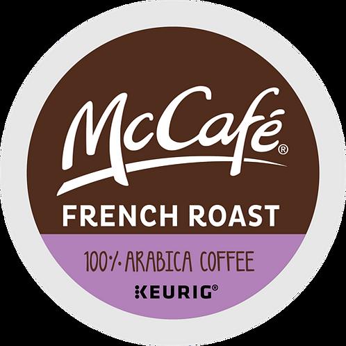 McCafe® French Roast Coffee - K-Cup® - Regular - Coffee - 24ct