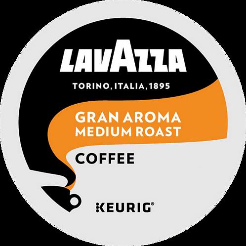Lavazza® Gran Aroma Coffee - K-Cup® - Regular - Med Roast - 22ct