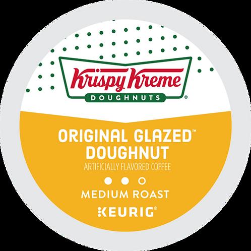 Krispy Kreme® Original Glazed™ Doughnut Coffee - K-Cup® - Regular - 24ct
