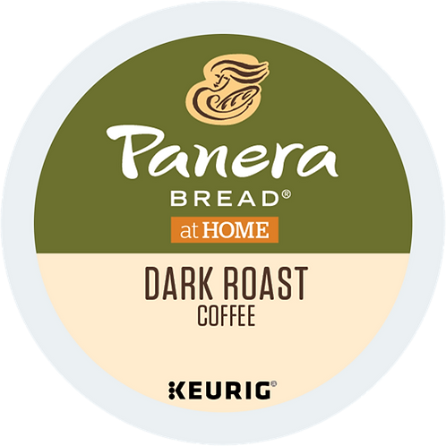 Panera Bread® Dark Roast Coffee - K-Cup® - Regular - 24ct