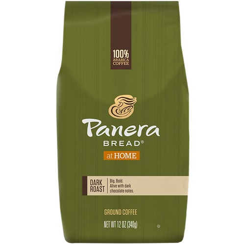Panera Bread® Dark Roast Coffee - Bag - Regular - 12oz Ground