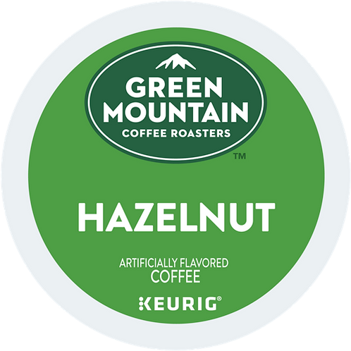 Green Mountain® Hazelnut Coffee - K-Cup® - Regular - LT Roast - 6ct