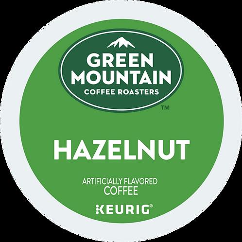 Green Mountain® Hazelnut Coffee - K-Cup® - Regular - LT Roast - 72ct