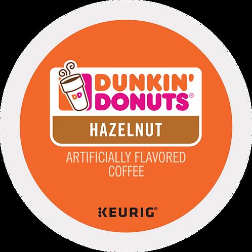 Dunkin' Donuts® Hazelnut Coffee - K-Cup® - Regular - Med Roast - 24ct