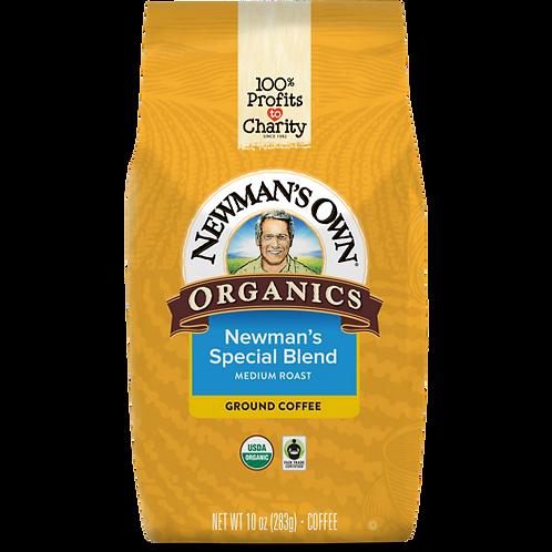 Newman's Own® Special Blend - Bag - Regular - Med Roast - 10oz Ground