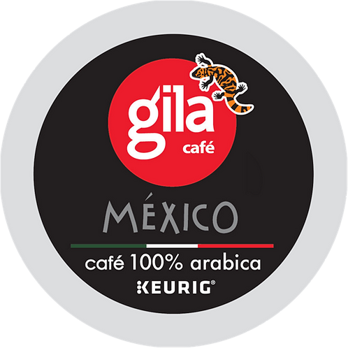 Café Gila® Mexico Blend Coffee - K-Cup® - Regular - 12ct