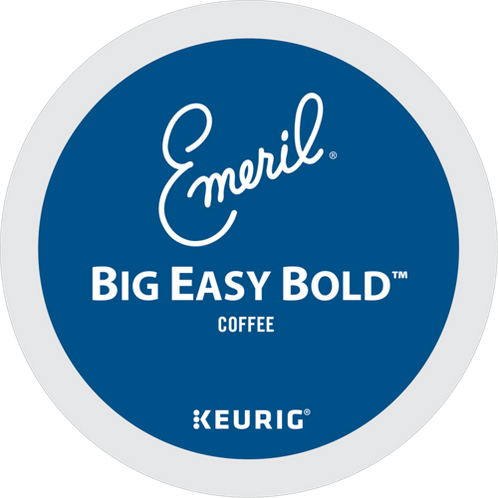 Emeril's® Big Easy Bold™ Coffee - K-Cup® - Regular - Dark Roast - 24ct