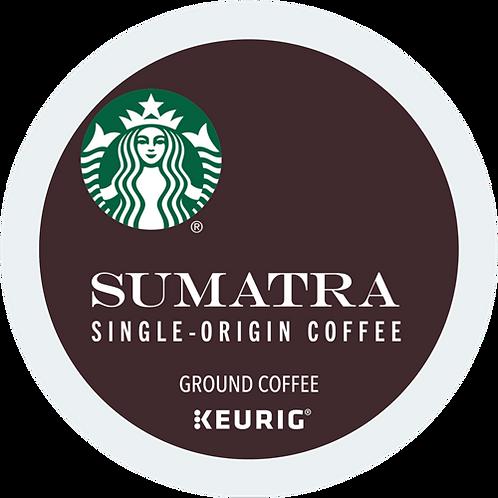 Starbucks® Sumatra Coffee - K-Cup® - Regular - Dark Roast - 24ct