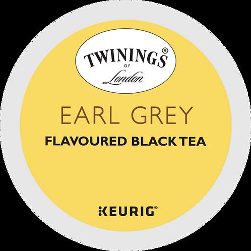Twinings® Earl Grey Tea - K-Cup® - Regular - Black Tea - 24ct