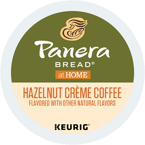Panera Bread® Hazelnut Crème Coffee - K-Cup® - Regular - 24ct