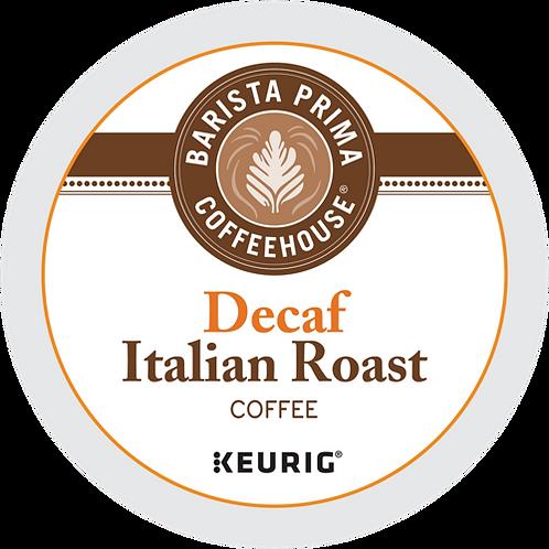 Barista Prima® Decaf Italian Roast Coffee - K-Cup® - Decaf - Dark Roast - 24ct