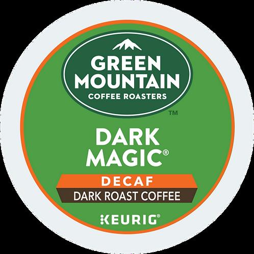 Green Mountain® Dark Magic® Decaf Coffee - K-Cup® - Decaf - Dark Roast - 24ct
