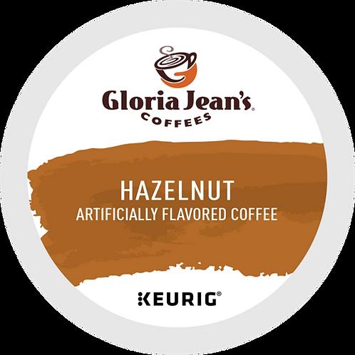 Gloria Jean's® Hazelnut Coffee - K-Cup® - Regular - Med Roast - 24ct
