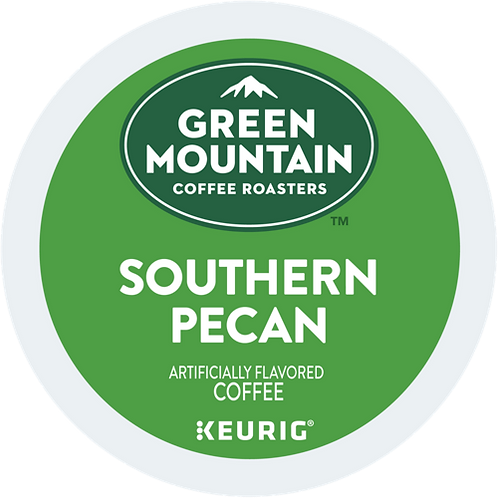 Green Mountain® Southern Pecan Coffee - K-Cup® - Regular - LT Roast - 24ct