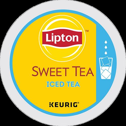 Lipton® Southern Sweet Iced Tea - K-Cup® - Regular - Black Tea - 22ct