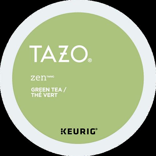 Tazo® Zen™ Tea - K-Cup® - Regular - K-Cup - 24ct