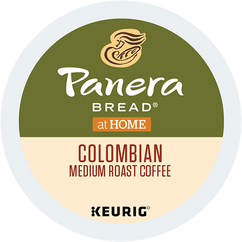 Panera Bread® Colombian Coffee - K-Cup® - Regular - 24ct