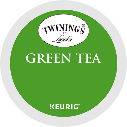 Twinings® Green Tea - K-Cup® - Regular - Green Tea - 24ct