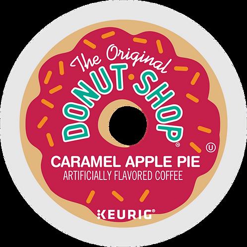 Donut Shop® Caramel Apple Pie Coffee - K-Cup® - Regular - 24ct