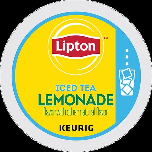 Lipton® Iced Tea Lemonade - K-Cup® - Regular - Black Tea - 22ct