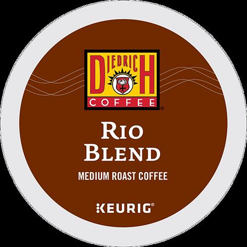 Diedrich Rio Blend Coffee - K-Cup® - Regular - Med Roast - 24ct