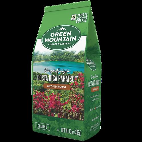 Green Mountain® Costa Rica Paraiso™ Coffee - Bagged - Regular - 10oz Ground