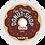 Thumbnail: Donut Shop® Dark Coffee - K-Cup® - Regular - Dark Roast - 6ct