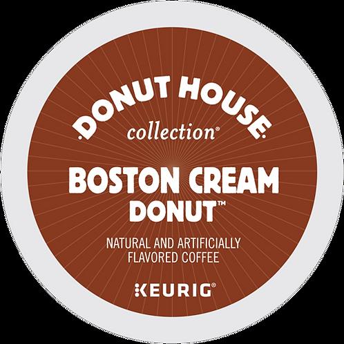 Donut House® Boston Cream Donut™ Coffee - K-Cup® - Regular - Med Roast - 18ct