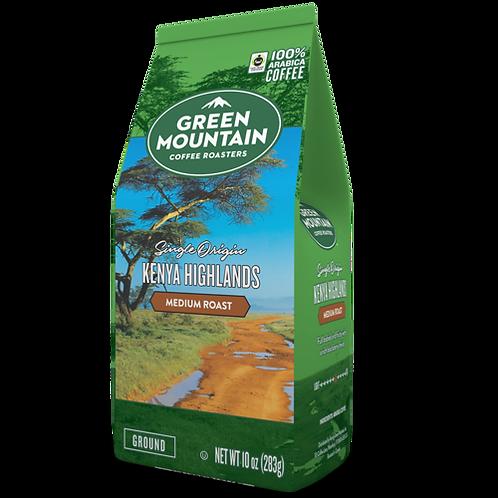 Green Mountain® Kenya Highlands Coffee - Bagged - Regular - 10oz Ground