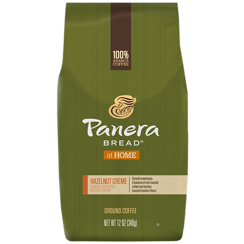 Panera Bread® Hazelnut Crème Coffee - Bag - Regular - 12oz Ground